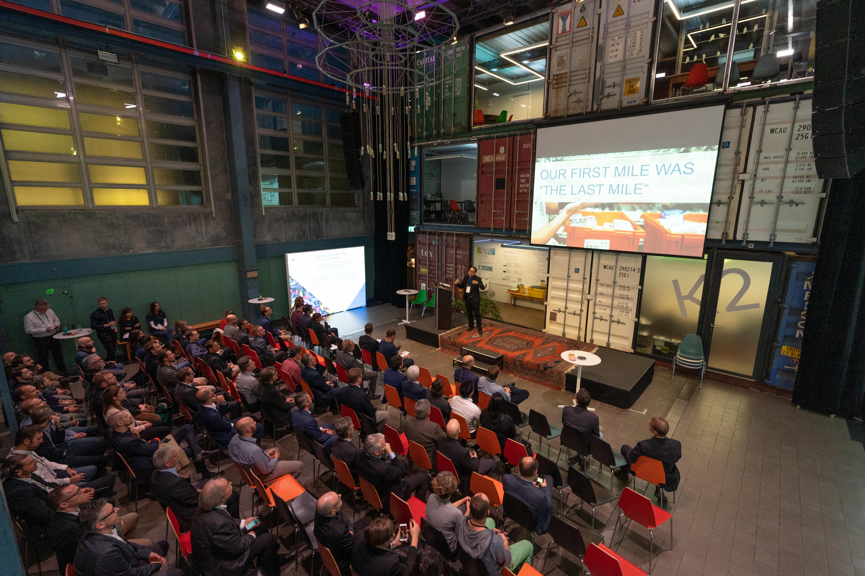 MODday 2019 audience at Kraftwek in Zurich
